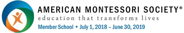 american montessori soceity member school 2018-2019